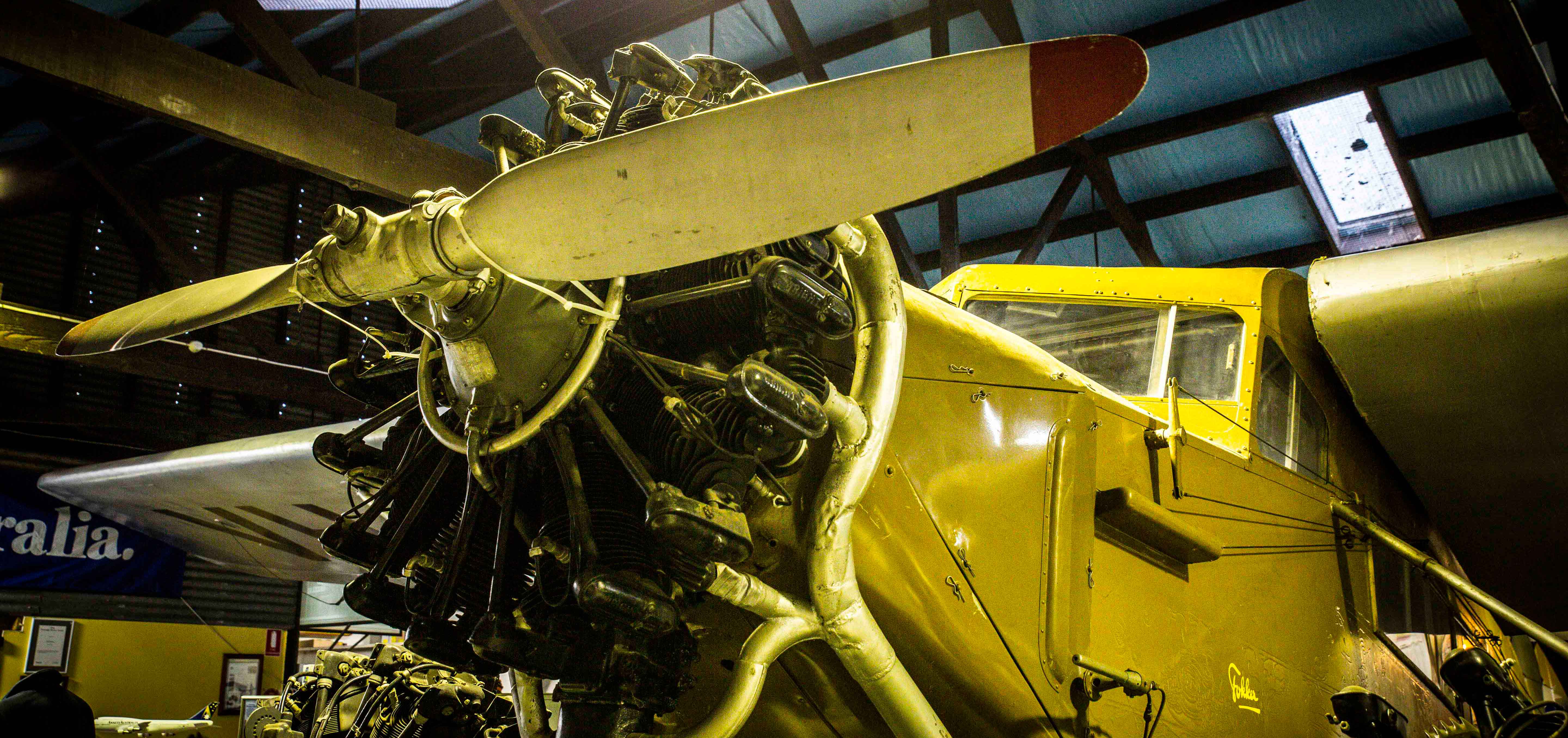 Come and experience the Ansett Story for yourself